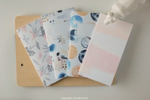 Journey Notebook WHITE - LUNARE edition