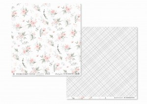 SO ROMANTIC - 01- scrapbook paper
