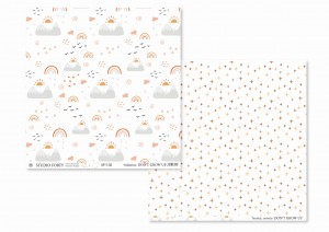 Don't grow up - 02- scrapbook paper